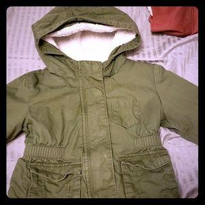 Toddler Girl Jacket